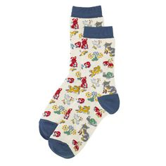 Forest Animals Day Socks