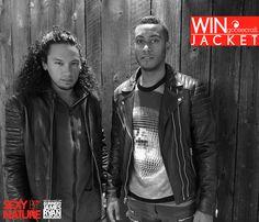 #SunneryJamesRyanMarciano x #Goosecraft #leather #allblack #streetstyle #whatdjswear