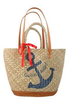 Beach bag - ab an den Strand! Von Adelheid #ibizabag