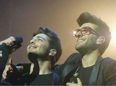 Piero and gianluca in london 6 / 3