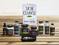 In Her Shoes with Adina Grigore, founder of S.W. Basics and author of Skin Cleanse. Be inspired by Adina's natural, effective approach to beauty and life.