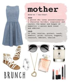 """""""Mothers Day"""" by oliviagrace14 ❤ liked on Polyvore featuring Oasis, JustFab, Jo Malone, MAC Cosmetics, Michael Kors and Pandora"""