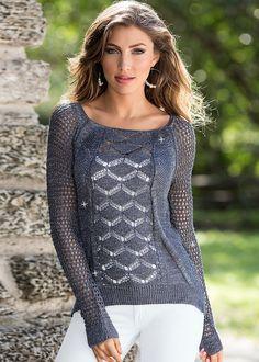 Women's Sparkling sweater