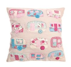Caravan Cushion Cover  (Excluding Inner)