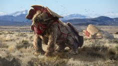 Creature design by Rukkits.deviantart.com on @DeviantArt