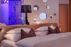 Neue #lifestyle #suite mit #Wellness #Infrarotsauna   #alpenschloessl_linderhof #luxury #living #southtyrol