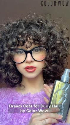 Curly Hair Tips, Curly Hair Care, Frizzy Hair, Short Curly Hair, Hair Dos, Wavy Hair, Curly Hair Styles, Natural Hair Styles, Curly Girl