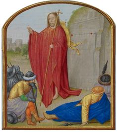 The Resurrection, Workshop of the Master of the First Prayer Book of Maximilian, 1510-20