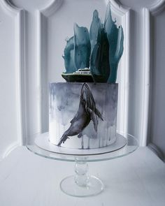 Birthday Cake Decorating Fondant Awesome Ideas For 2019 Fondant Cupcakes, Fun Cupcakes, Wedding Cupcakes, Cupcake Cakes, Fruit Cakes, Sweets Cake, Cake Wedding, Crazy Cakes, Fancy Cakes