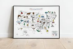 Over 38 million people have watched the music video—now you can own the poster with the 50 states and their capitals. Wyclef Jean, United Kingdom Map, States And Capitals, Bad Girls Club, Ikea Frames, Art Institute Of Chicago, Pop Rocks, Meet The Artist, Design Thinking