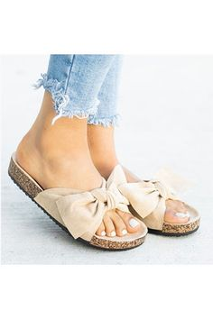 1e8a26231f58 83 Best Bow sandals images in 2019