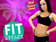 HoliDance - Dance Fit Attack