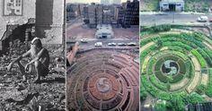 Guerrilla gardening avant-la-lettre van de onlangs overleden Adam Purple. Vanaf 1975 tot 1986 bouwde hij een moestuin op leegstaande  kavels in een vervallen wijk van New York. Dit tuintje groeide met de  jaren tot een klein parkje totdat de gemeente andere plannen kreeg met  de grond. In 1986 was de tijd rijp voor nieuwbouw en gingen bulldozers door de tuin op 184 Forsyth Street.