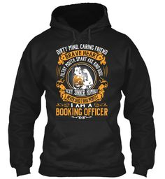 Booking Officer - Brave Heart #BookingOfficer
