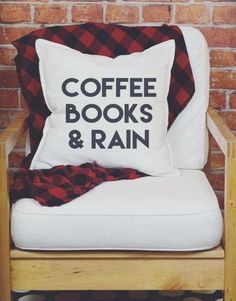 "I need ""Tea, Books & Rain"""