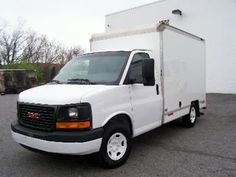 U-Haul Truck for sale - 2003 GMC G-3500 Savana box truck    - 4.8 Liter Vortec V8 Gas Engine  - Automatic Transmission  - Towing Capacity: Up to 6000 lbs    $7900