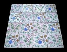 We offer these beautiful spanish handpainted majolica tiles in excellent condition.We have also other models,please check out our web site for more information here : WWW. Big Data, Cement, Tiles, Spanish, Hand Painted, Blanket, Rugs, Pattern, Popular