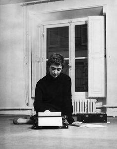 Francoise Sagan, 1956