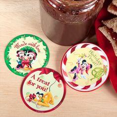Disney Christmas Crafts and Recipes