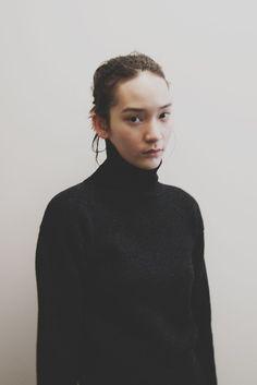 Margaret Howell AW15 Womenswear Turtle Neck Knitwear