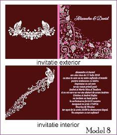 BebeStudio11.com - Invitatii Nunta si Botez: Invitatii Nunta Patrate Diamond, Bracelets, Model, Jewelry, Jewlery, Bijoux, Scale Model, Jewerly