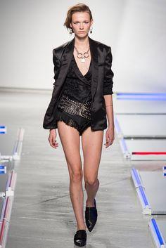 Rodarte Spring 2014 Ready-to-Wear Fashion Show - Emma Oak