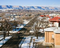 Winter Vacation in Grand Junction Colorado