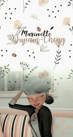 Ladybug Y Cat Noir, Ladybug Comics, Miraclous Ladybug, Miraculous Ladybug Wallpaper, Miraculous Ladybug Fan Art, Mlb Wallpaper, Girl Wallpaper, Kids Fathers Day Crafts, Marinette And Adrien