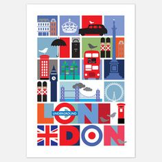 London now featured on Fab.
