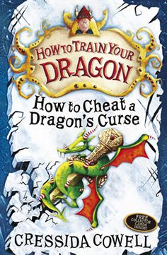 Cressida Cowell | How to Cheat a Dragons Curse | The fourth
