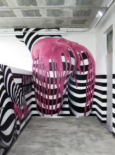 Lisbon Montana Gallery Show by INSA