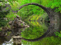 hexington: odditiesoflife: Devil's Bridge ...