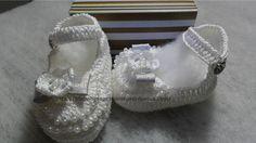 Sapatinhos Para Bebê - Life Baby: Passo a passo Sapatinho para Bebê em Crochê