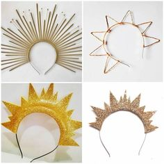 Ideas for Making Sun Tiara Best Friend Halloween Costumes, Halloween Costumes For Girls, Halloween 2019, Diy Costumes, Fall Halloween, Halloween Makeup, Halloween Decorations, Sun And Moon Costume, Karneval Outfits