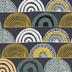 Sarah Bowskill semi circles | Make it in Design