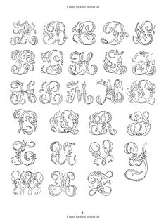 Victorian Alphabets, Monograms and Names for Needleworkers: from Godey's Lady's Book (Dover Embroidery, Needlepoint)