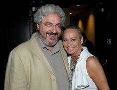 Harold Ramis and Candace Jordan Janine Melnitz, Harold Ramis, Gone Too Soon, Ghostbusters, Gray Hair, American Actors, Comedians, Movie Stars, Behind The Scenes