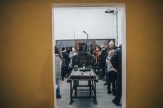 KRAUSE press in the studio