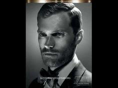 My Fifty Shades of Grey Playroom: Jamie Dornan BTS GQ British Photoshoot