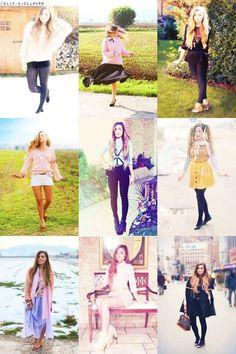 Marzia/CutiePieMarzia fashion  one of my favorite Youtubers and has an amazing fashion sense!