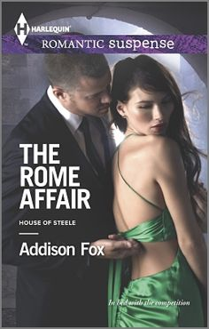 Two security experts must work too closely for comfort in Addison Fox's  The Rome Affair   Jack Andrews has once again snatched a covetable job from the House of Steele. But now that the assignment has gotten complicated, he must call upon the last person he wants to ask for help: Kensington Steele. Jack never flinches at danger, but working side by side with his fascinating, sexy competitor might be more than he can handle.  When the assignment brings them to the Italian vineyard of a ...