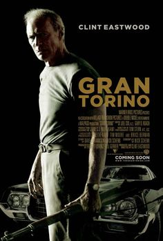 Gran Torino - Clint Eastwood (2008).