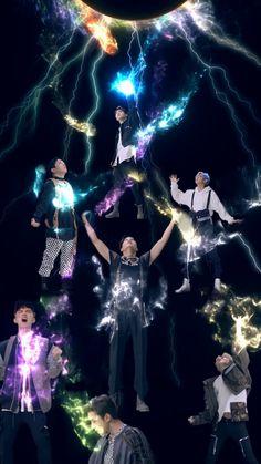 EXO GROUP WALLPAPER~ The Power Of Music. Exo Power. Yoseon~