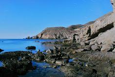 Playa el Embacadero, Parque Natural de Cabo de Gata