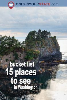 Travel Washington Attractions Sites Activities Things To Do Bucket List Places To See Beautiful Breathtaking Washington State, Washington Things To Do, Tacoma Washington, Washington Camping, Places To Travel, Places To See, Travel Destinations, Le Far West, Outdoor Travel
