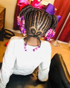 """Shante Garrett on Instagram: """"💝💜💝💜💝💜💝💜💝 Inbox to schedule an appointment . . . 💟💟💟💟💟💟💟💟💟💟 #kidsbraids #kidshairstyles  #Girlsbraids #Littlegirlhairstyles #beadsandbraids…"""" Black Toddler Girl Hairstyles, Black Queen, Schedule, Captain Hat, Hair Styles, Hats, Instagram, Fashion, Timeline"""