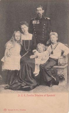 familia princiara a romaniei royalty Ferdinand Queen Mary Maria romania Princess Louise, Princess Alexandra, Queen Victoria Children, Princess Victoria, Victoria's Children, Children And Family, Romanian Royal Family, Casa Real, English Royalty