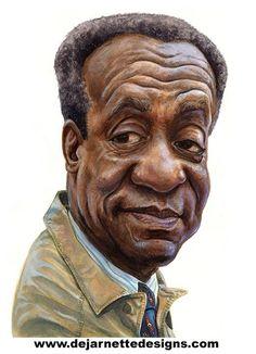 Bill Cosby  (deJarnette)