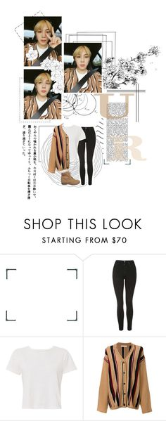 """""""calico cat"""" by jina-7 on Polyvore featuring C.O. Bigelow, Topshop, RE/DONE, Marni and Steve Madden"""