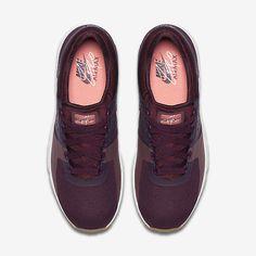 online retailer 19897 82813 Chaussure Nike Air Max Zero Pas Cher Femme Bordeaux Nuit Rose Atomique Voile  Bordeaux Nuit